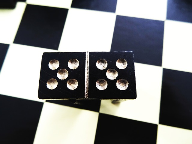 dominové kostky