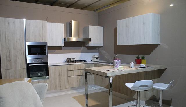 Kuchyně, které slouží a dobře vypadají