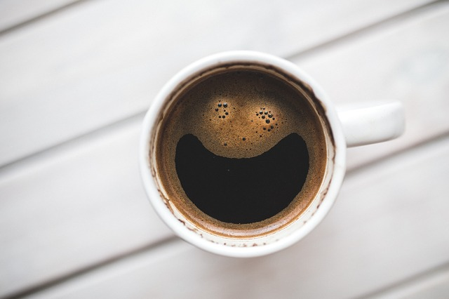 káva s úsměvem