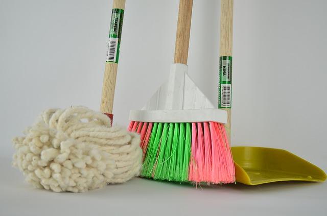 Vytvořte si čistící prostředky sami doma!