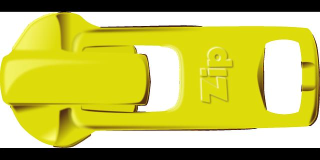 jezdec a zip