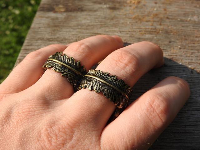 originální prsten